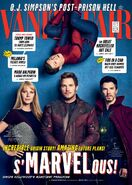 Avengers - Infinity War Vanity Fair Cover 4