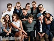 Avengers-2-cast-at-comic-con-2014