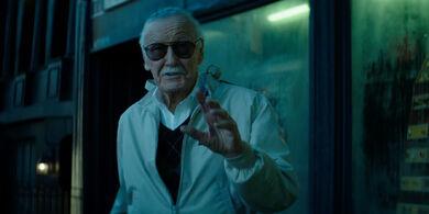 Stan Lee Deadpool 2 Teaser