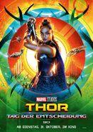 Thor - Tag der Entscheidung Charakterposter Valkyrie