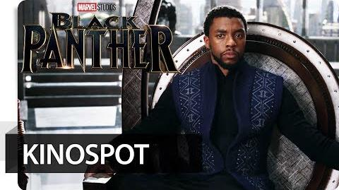 BLACK PANTHER - Bleib cool Marvel HD