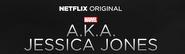AKA Jessica Jones Teaser Logo