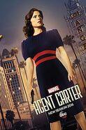 Marvel's Agent Carter Staffel 2 Poster