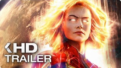 CAPTAIN MARVEL Trailer 2 German Deutsch (2019)