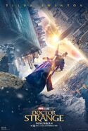 Doctor Strange Charakterposter Ancient One