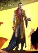 Thor Ragnarok Konzeptzeichnung 51