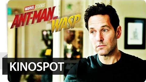 ANT-MAN AND THE WASP - Kinospot Was treibt Ant-Man? Marvel HD