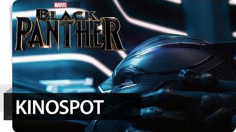 BLACK PANTHER - Kinospot Ein Anzug für einen König Jetzt im Kino Marvel HD