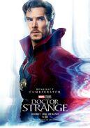 Doctor Strange deutsches Charakterposter Doctor Strange