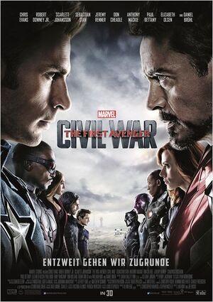 The First Avenger CiviWAR