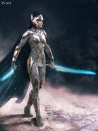 Thor Ragnarok Konzeptzeichnung 123
