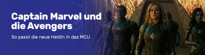 Capt Marvel Crashkurs Blog