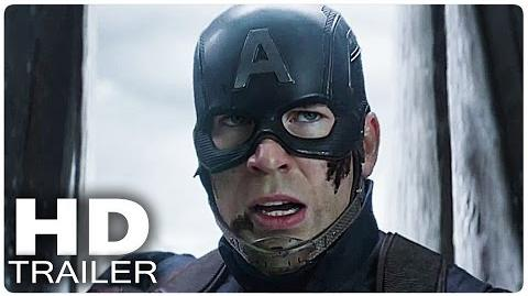 CAPTAIN AMERICA 3 CIVIL WAR Trailer 2 German Deutsch The First Avenger Marvel Filme 2016