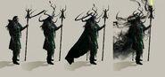 Thor Ragnarok Konzeptzeichnung 56