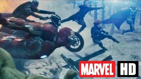 AVENGERS AGE OF ULTRON - Together - JETZT im Kino - Marvel HD