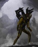 Ant-Man - Konzeptzeichnung 12