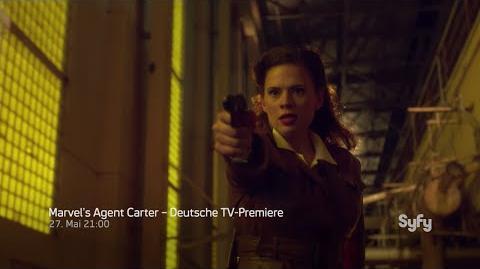 Marvel's Agent Carter Trailer 4 - Deutsche TV-Premiere - Syfy
