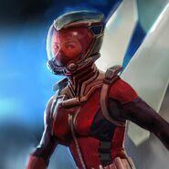 Ant-Man - Konzeptzeichnung 30