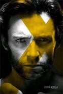 X-Men Zukunft ist Vergangenheit Wolverine Poster