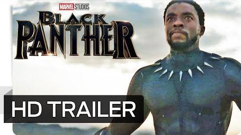 Black Panther - Teasertrailer