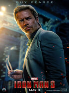 Iron man Dr Scientist