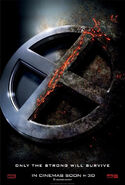X-Men Apokalypse Teaserposter