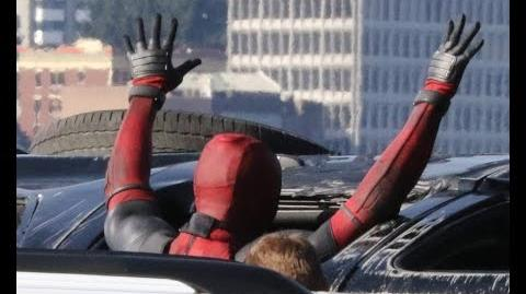 Deadpool 2016 Official Trailer - Comic Con