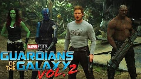 Sie sind zurück! - GUARDIANS OF THE GALAXY VOL