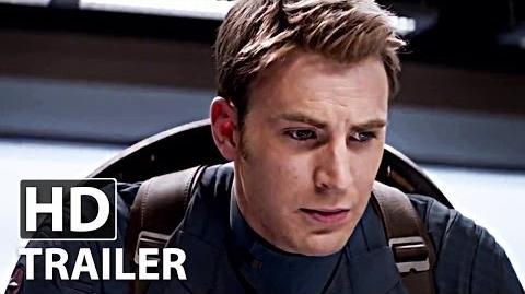 CAPTAIN AMERICA 2 - Trailer Deutsch