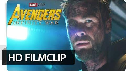 Avengers Infinity War - Filmclip Wer seid ihr denn? Marvel HD