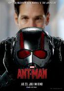 Ant-Man deutsches Charakterposter Ant-Man