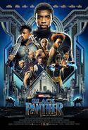 Black Panther Kinoposter
