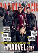 Avengers - Infinity War Vanity Fair Cover 1