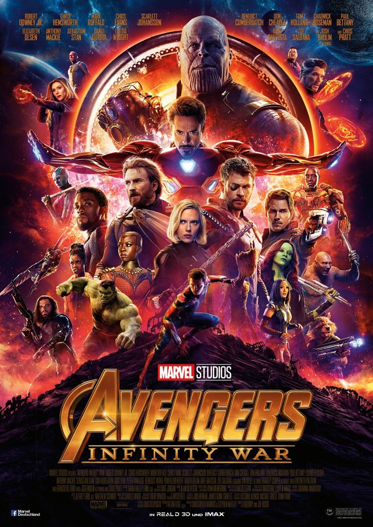 Avengers Infinity War Marvel Filme Wiki Fandom Powered By Wikia