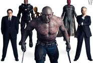 Avengers - Infinity War Vanity Fair Promobild 3