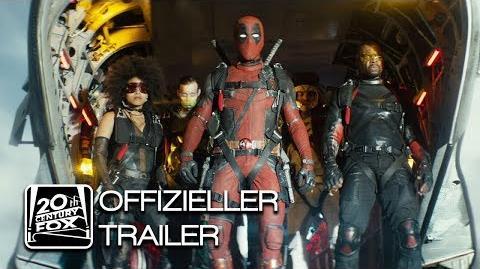 Deadpool 2 Offizieller Trailer 2 Deutsch HD German (2018)