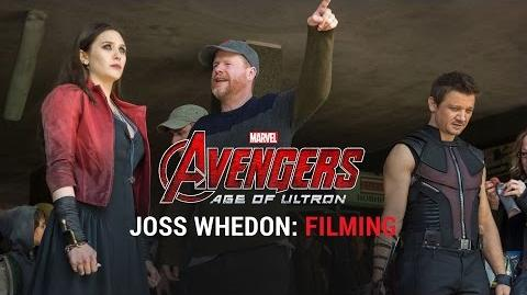 Joss Whedon's favorite moments while filming for Marvel's Avengers Age of Ultron