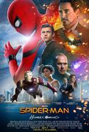 Spider-Man Homecoming Kinoposter