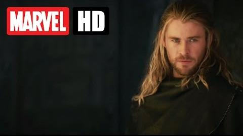 Thor The Dark Kingdom -- Offizieller Trailer 2 Englisch HD
