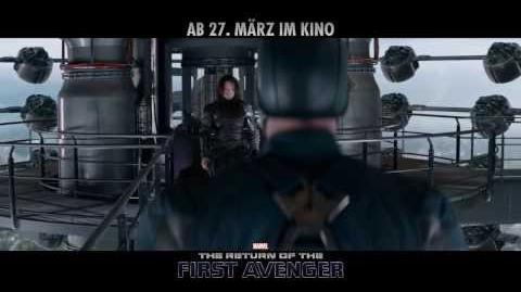Captain America 2 - Filmclip - Jetzt ist alles offen