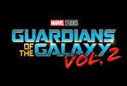 Guardians of the Galaxy Vol. 2 Comic Con 2016 Logo