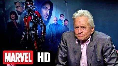 ANT-MAN - Was ist das? - JETZT im Kino MARVEL HD