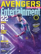 Avengers - Infinity War Entertainment Weekly Cover 7
