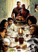 Deadpool 2 Teaserposter