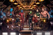 Guardians of the Galaxy Vol. 2 Entertainment Weekly Bild 6