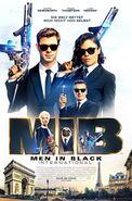 Men in Black - International deutsches Kinoposter