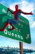 Spider-Man Homecoming deutsches Teaserposter 3