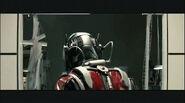 Ant-Man Kostüm Rücken