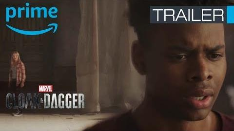 Marvel's Cloak & Dagger Staffel 1 Offizieller Trailer PRIME EXCLUSIVE Serie
