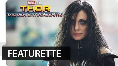 THOR TAG DER ENTSCHEIDUNG - Featurette Hela Marvel HD